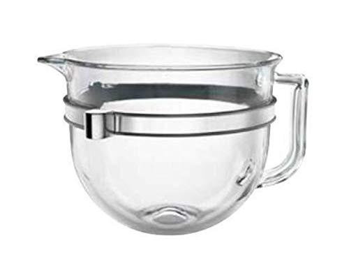 Stand Mixer Bowl - Glass - 6 QT KitchenAid