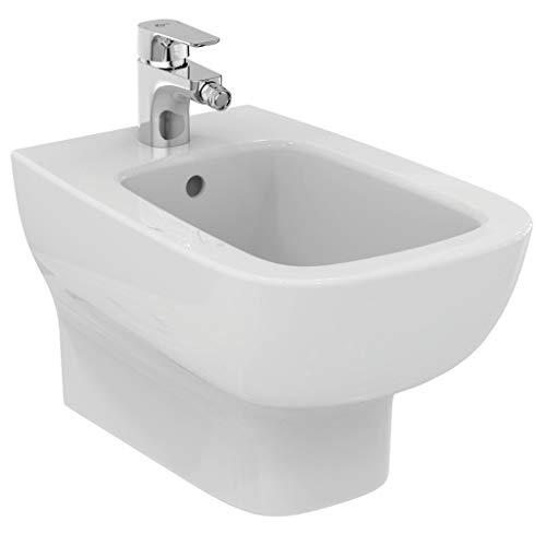 Ideal Standard -ESEDRA Bidet monoforo sospeso Bianco T281501 - Bianco, Monoforo