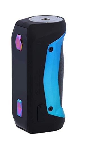 Aegis Solo Box Mod, 100 Watt Akkuträger, von GeekVape - Farbe: blau grün