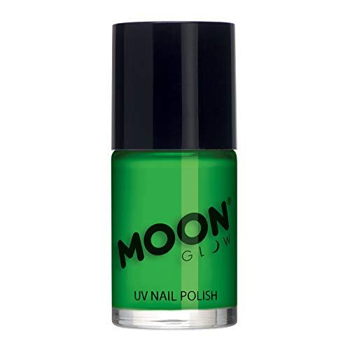 Moon-Glow Neon Nagellak Groen
