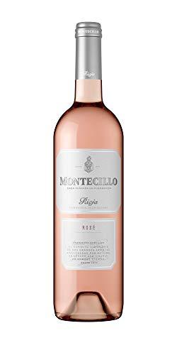 Vino Rosado D.O. Rioja Montecillo Rosé - 3 botellas de 75 cl - Total: 225 cl