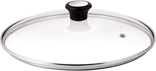 Tefal 280977 Glasdeckel 28 cm mit Ring