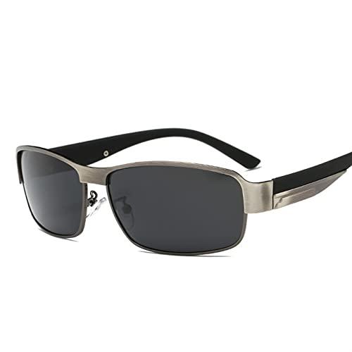 ZHATAOZH Nuevas Gafas de Sol polarizadas Gafas de Sol para Hombre Protección Ocular Gafas de conducción UV400 Gafas de Sol Gafas de Sol polarizadas Hombres Frescos para Mujer Deportes