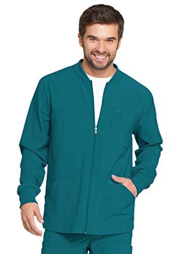 Dickies-EDS-Essentials-Mens-Zip-Front-Warm-Up-Scrub-Jacket