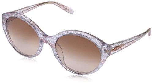 Missoni Damen MI811S Oval Sonnenbrille, Gr. One Size, Pink