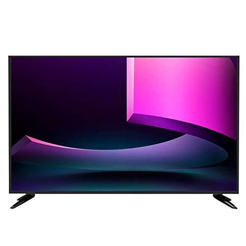 XFF Smart LED TV - 32,42,46,55,60,75,85Inch, Procesador 64 bits, Altavoces Estéreo, Carcasa Trasera Metal Alta Resistencia, Diseño Lado Estrecho 9mm, Televisión