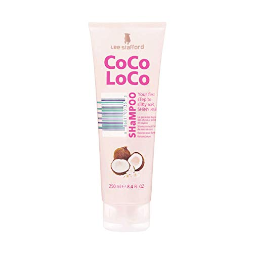 Lee Stafford Coco Loco Champó - 250 ml