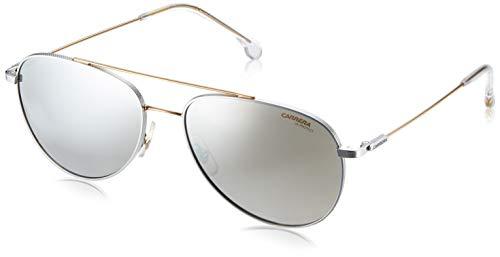 Carrera Sport 187/S Gafas, PALLAD GOLD/GY GRIGIO, 56 Adultos Unisex