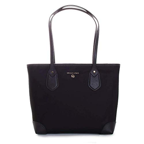 MICHAEL Michael Kors Eva Small Top Zip Tote Black One Size