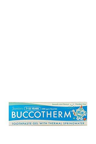 Buccotherm Pasta Dentífrica Júnior Menta 7-12A 50ml