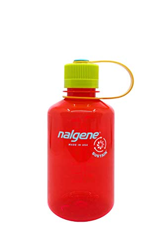 Nalgene Unisex – Botella de sostenido para Adultos, Granada, 0,5 l