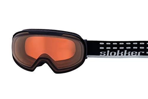 Slokker Skibrille SF (Black)