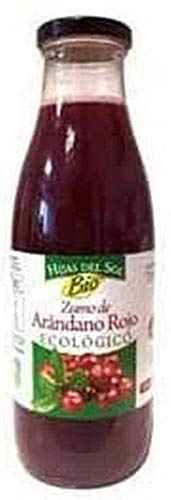 Ynsadiet Zumo Arandanos Rojo - 750 gr