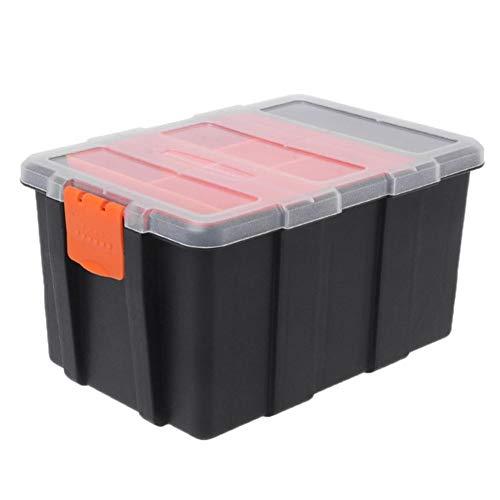 Toolbox Grote Toolbox Kleine Toolboxes Plastic Draagbare Kunststof Gereedschap Onderdelen Box koffer Electricien Tool Box Storage Tools Box Opbergdoos koffer koffer