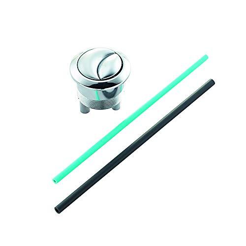 Ideal Standard mit doppelt Ablaufgarnitur Ersatz-Taste e4447aa Unbranded chrom/satiniert