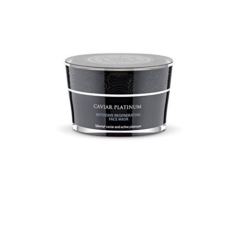 Natura Siberica Masque Facial Régénérant Intensif NS Caviar Platinum 50 ml