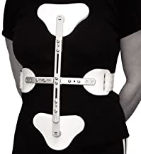 C.A.S.H. (Cruciform Anterior Spinal Hyperextension) Orthosis (55988701 Hinged Sternal & Pubic Pad 32