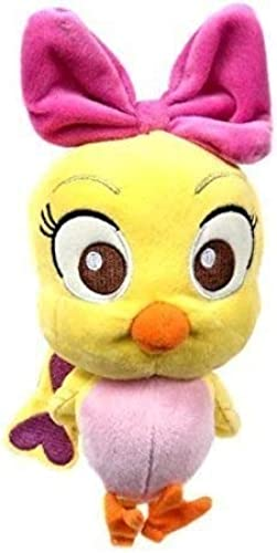 Disney Store Minnie Mouse Bird Cuckoo Loca 9 Plush Toy - New with tags  by Minnie