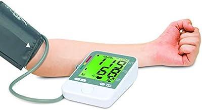 North American Health + Wellness Color Changing ARM Cuff BPM from Jobar International Inc