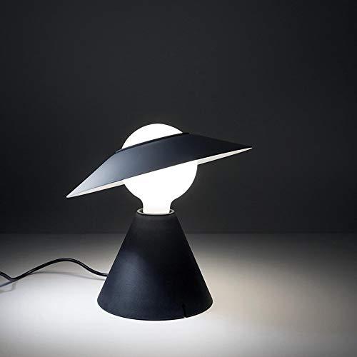 TDJJZHXYP Lámpara de decoración de Escritorio de Hongo Lindo Los niños Lindos es Lámpara de Mesa Dormitorio Lámpara de cabecera Enchufe (Color : B)