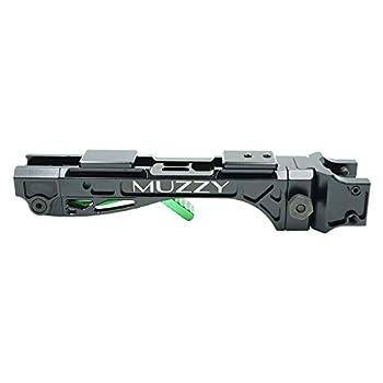 Muzzy - LV-R - Quick Detach Bowfishing Reel Seat