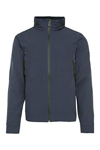 Camp David Herren Softshelljacke im Blouson-Stil