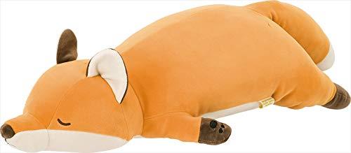 りぶはあと 抱き枕 プレミアムねむねむアニマルズ キツネのこんた Mサイズ W53xD23xH14cm 78211-41
