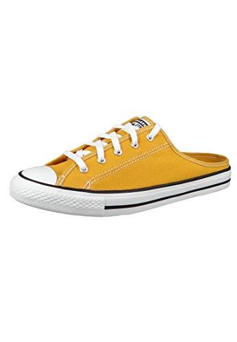 Converse Chucks 567947C Gelb Chuck Taylor All Star Dainty Mule Slip - Sunflower, Groesse:41 EU