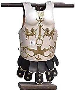 We OFFer at cheap prices Nautical-Mart Greek OFFer Body Armor Muscle Jacket Cuirass Ves Leather