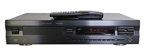 Yamaha CDX-593 CD Spieler in schwarz