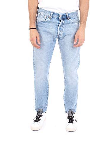 Levi´s ® 501 Jeans Slim Tapered FIT Herren Hose Revolution MID W34/L34