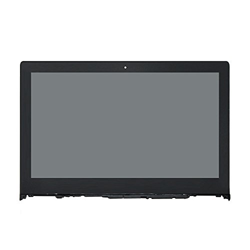 FTDLCD® 13,3 Zoll FHD LED LCD Bildschirm + Touchscreen Digitizer Assembly für Lenovo Yoga 2 13 20344 mit Rahmen