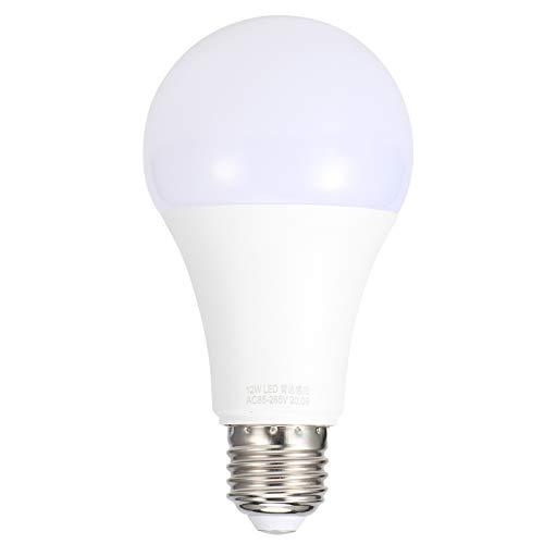Haofy Smart Bulb LED-Glühbirne, Nicht dimmbar, Standard-Ersatz-LED-Lampe Glühbirne, 12 W, E27.6500 K, 5-8 m (16,4-26,2...