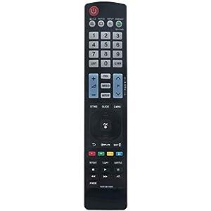 VINABTY AKB73615308 Remote Control Replacement for LG PLASMA Smart LCD LED TV 50PA4500 50PA4500-ZF 50PA5500 50PA5500-ZB 50PA650 50PA6500 60PA550 60PA5500 60PA6500