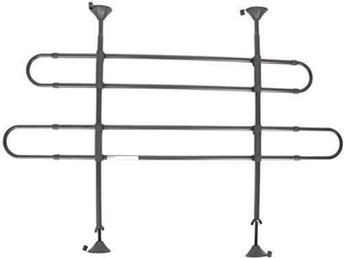 Price comparison product image Highland 2004500 Black Universal Pet Barrier,  Fully Adjustable Car Organizer