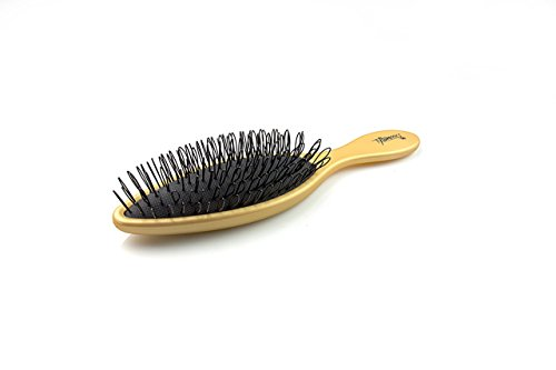Wet Brush Texture Pro Extension Brush, Gold