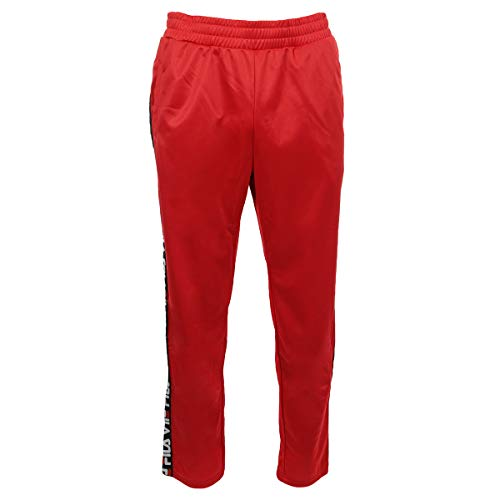 Fila Men's Tape Track Pants, Sporthose - M