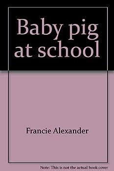 Paperback Baby pig at school (Scholastic phonics readers) Book