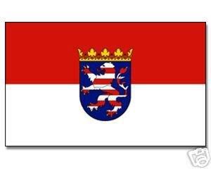 Outdoor hesse münchen drapeau 90 x 150 cm