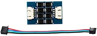 Peanutaoc Filtro TL-Smoother V1.2 Eliminador de vibración con Filtro de Motor con Cable de conexión para Piezas de la Impresora 3D Driver