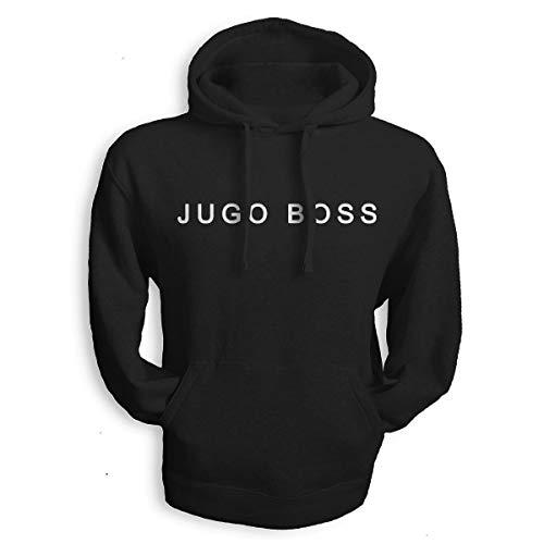 net-shirts Balkan Apparel - Jugo Boss Hoodie, Größe S, schwarz