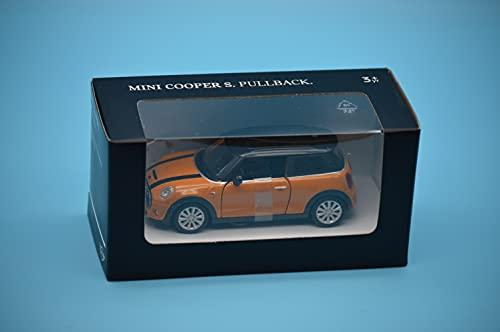 Mini Cooper S 80442447939 Voiture miniature à friction Échelle 1:36