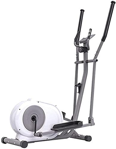 WGFGXQ Máquina elíptica Plegable Control magnético Fitness Cross Trainer máquina de Entrenamiento...
