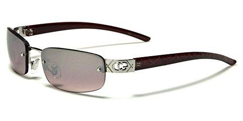 C.G Eyewear,  Nero Red Frame \ Red Tinted Lenses