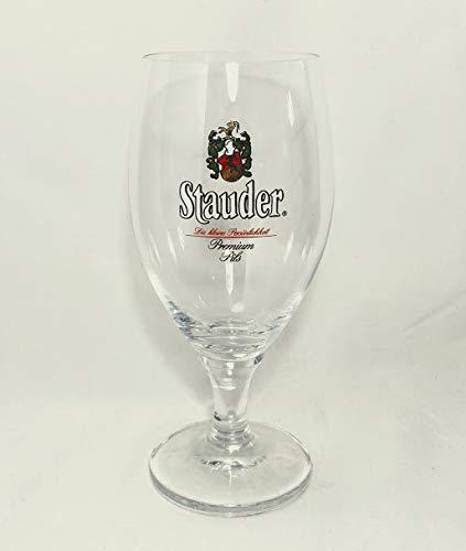 Stauder 0,4l Glas/Gläser/Bierglas/Biergläser/Bier/Glas/Gläser/Der kleine Persönlichkeit Premium Pils/Gastro / 5er Set