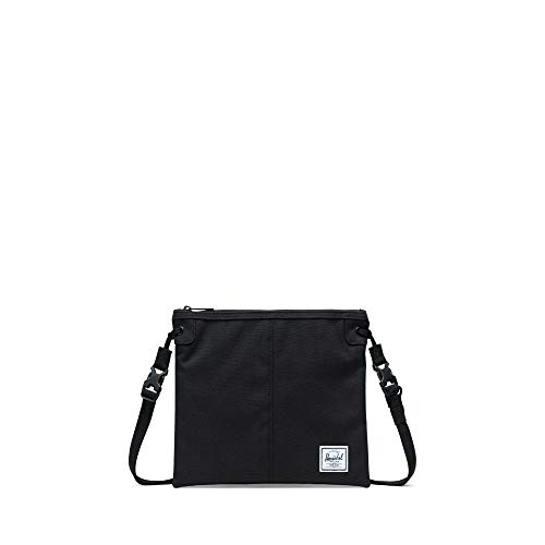 Herschel Alder Cross Body Bag, Black, One Size