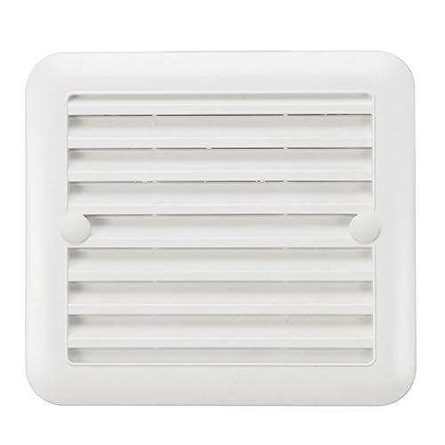MLZWS Extractor de baño silencioso Impermeable, Ventilador de Escape, Ventilador Fuerte, Ventilador de ventilación Lateral para RVs, Ventiladores de ventilación de Ventana