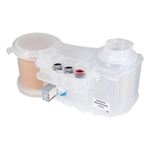 Whirlpool Bauknecht 480140102402 ORIGINAL Salzbehälter Enthärter Enthärtungsanlage Salzanlage Geschirrspüler Spülmaschine auch IKEA Ikea Ignis Philips