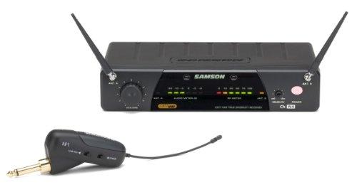 SAMSON AIRLINE 77 GUITAR FENDER TYP E4 (864.875 MHz) Drahtlose Systeme Gitarren und Bässe