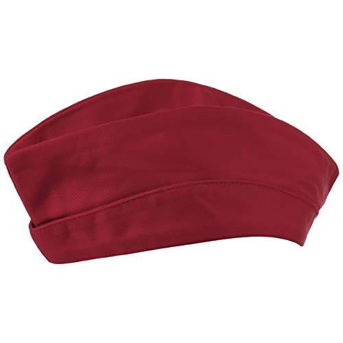 Colour Schiffchen Mütze (One Size - rot)